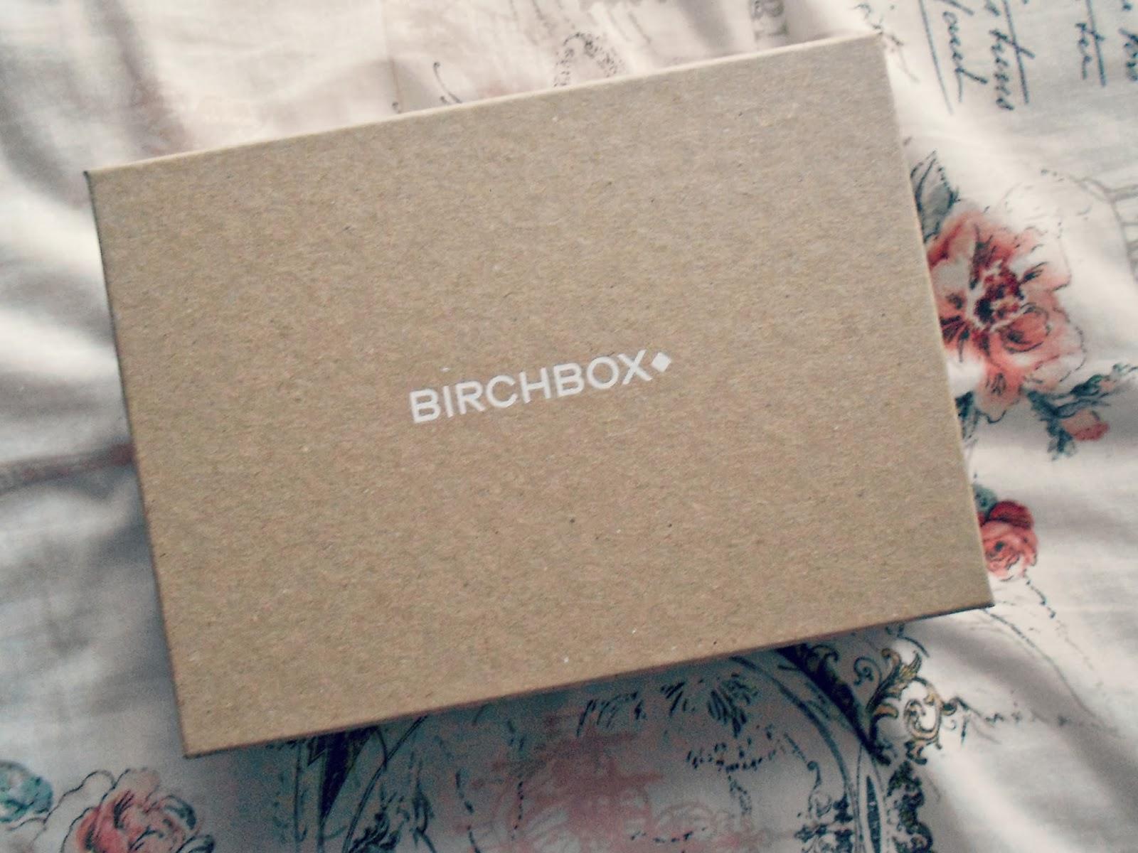 My January Birchbox