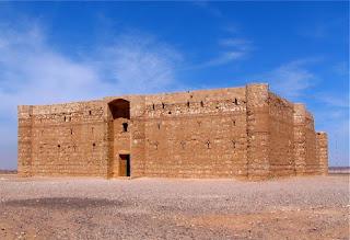 Qasr castello o grande palazzo sede e residenza di principi e governatori