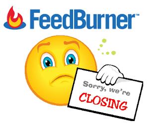 google stop feedburner