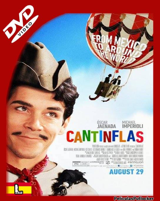 Cantinflas [DVDRip][Latino][SD-MG-1F]
