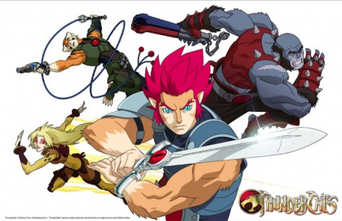 Thundercats Series on Tv Series Usa  Thundercats