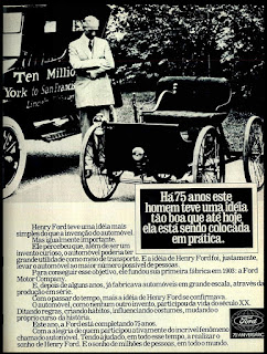 propaganda Ford anos 70; Ford Company; Henry Ford;  reclame de carros anos 70. brazilian advertising cars in the 70. os anos 70. história da década de 70; Brazil in the 70s; propaganda carros anos 70; Oswaldo Hernandez;