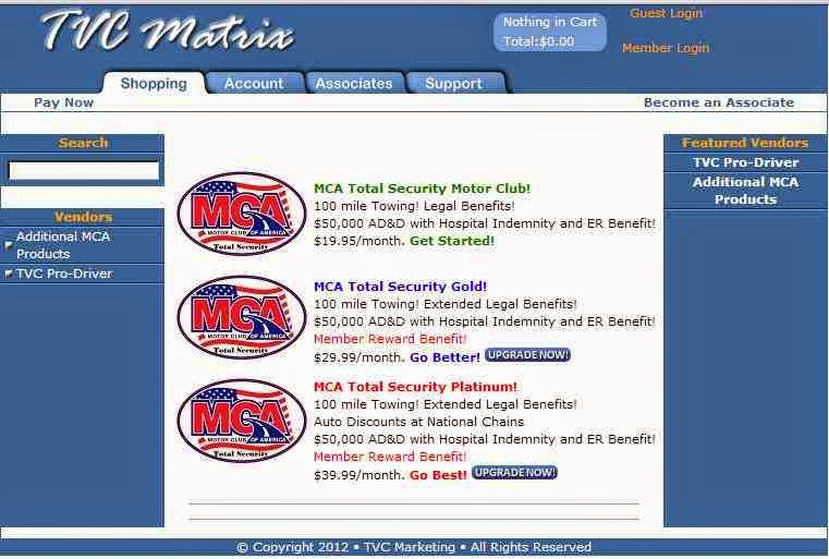 work from home with mca motor club of america. Black Bedroom Furniture Sets. Home Design Ideas