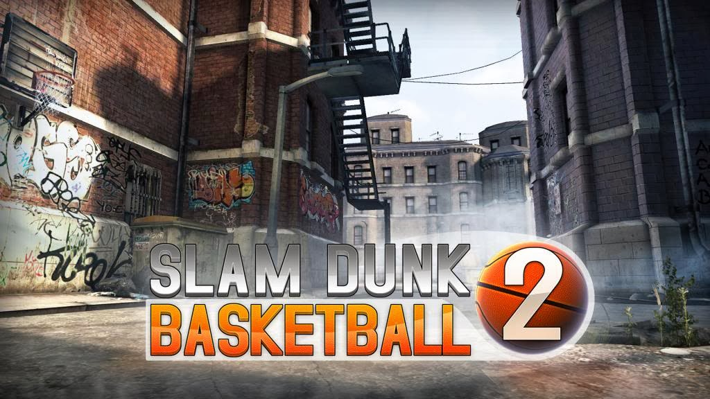 Slam Dunk Basketball 2 Android FULL APK İNDİR