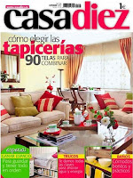 CASA DIEZ REVISTA CASADIEZ by revistasdedecoracion.blogspot.com