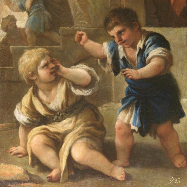 Isaac e Ismael: la estructura gemelar como programación psicopatocrática