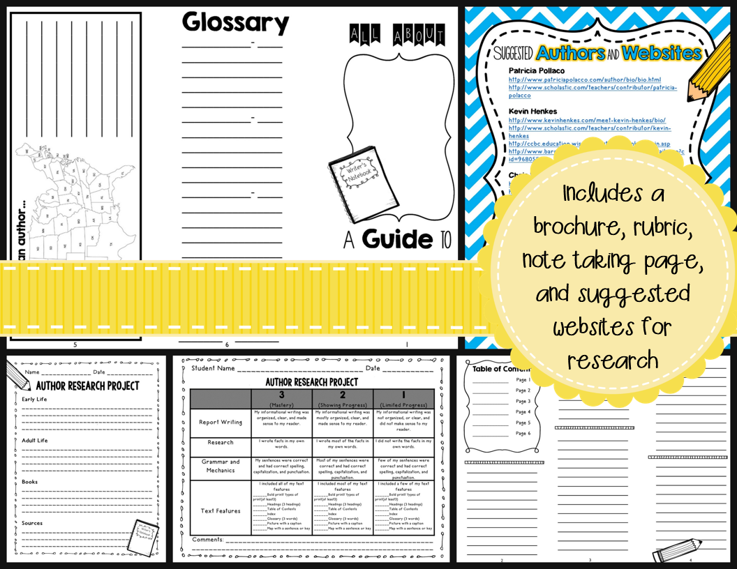 research papers and research notes