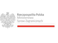 Logo Ministerstwa Spraw Zagranicznych