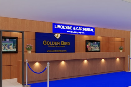 Jasa Gambar 3D Interior Resepsionis Minimalis Modern 350ribu
