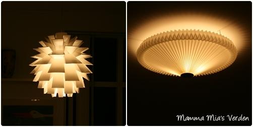 ❤ Mamma Mia's Verden: Og der kom lys