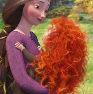 Merida Elinor filmprincesses.blogspot.com