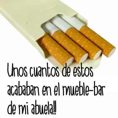 Regalar tabaco en las bodas