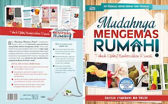 Buku mengemas rumah...RM20