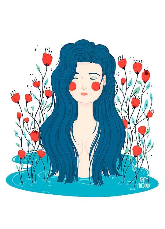 Ilustración de Katy Nicolau