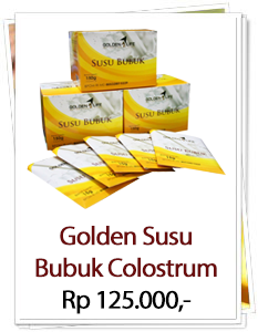Golden Susu Colostrum