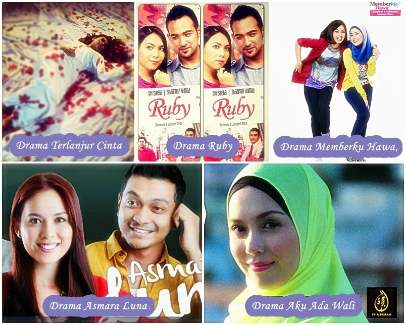 Anugerah Pelakon TV dan Pelakon Filem Wanita Popular ABPBH 2013