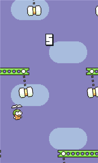 Download Game Swing Copters Windows Phone