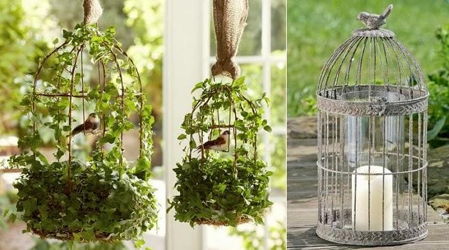 pieza de la semana jaulas para decorar llenas de vida u virlova style