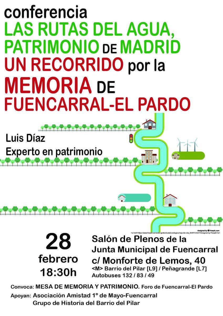 28 febrero En defensa del patrimonio de Madrid