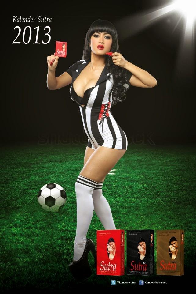 koleksi foto album kalender 2013 kondom sutra dan majalah