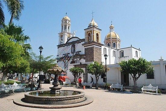 Cómala, Colima - México