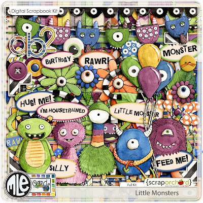 https://scraporchard.com/market/Little-Monsters-Digital-Scrapbook.html