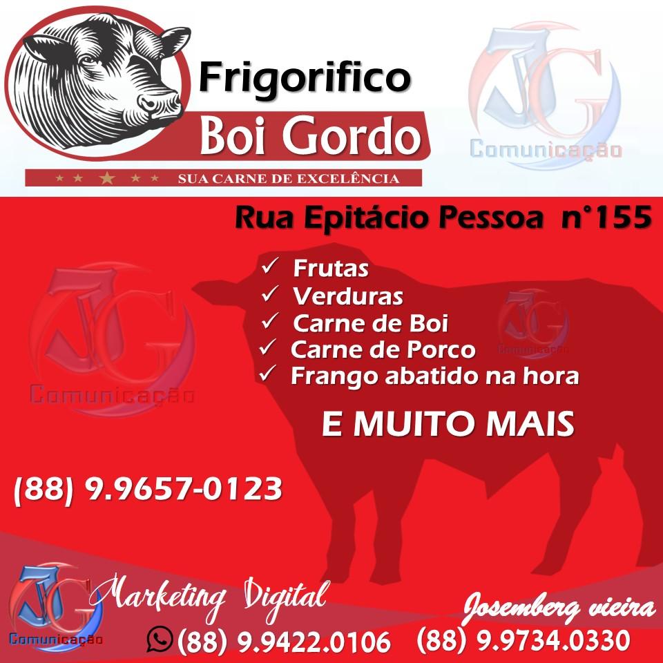 FRIGORIFICO  BOI GORDO