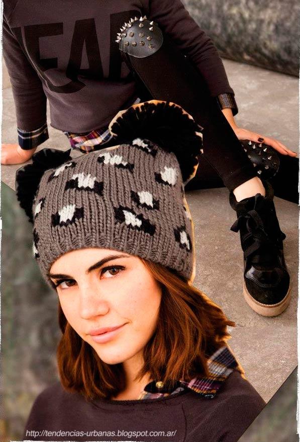 calza con tachas 47 Street invierno 2013