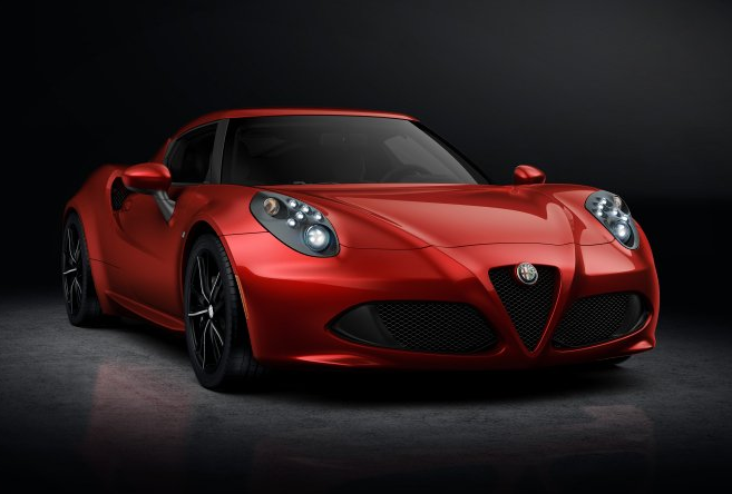 alfa romeo 4c 2016 couleurs colors. Black Bedroom Furniture Sets. Home Design Ideas