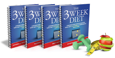 The 3 Week Diet By Brian Reviewed By Cassandra