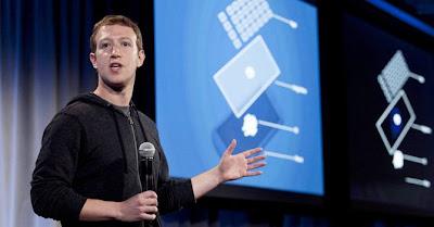 Facebook, presentación de móvil