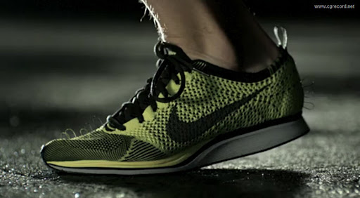 Digital Domain Making Of: Nike Biomorph