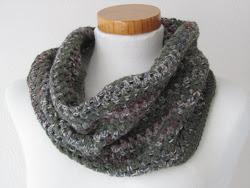 Crochet Cowl, Pattern
