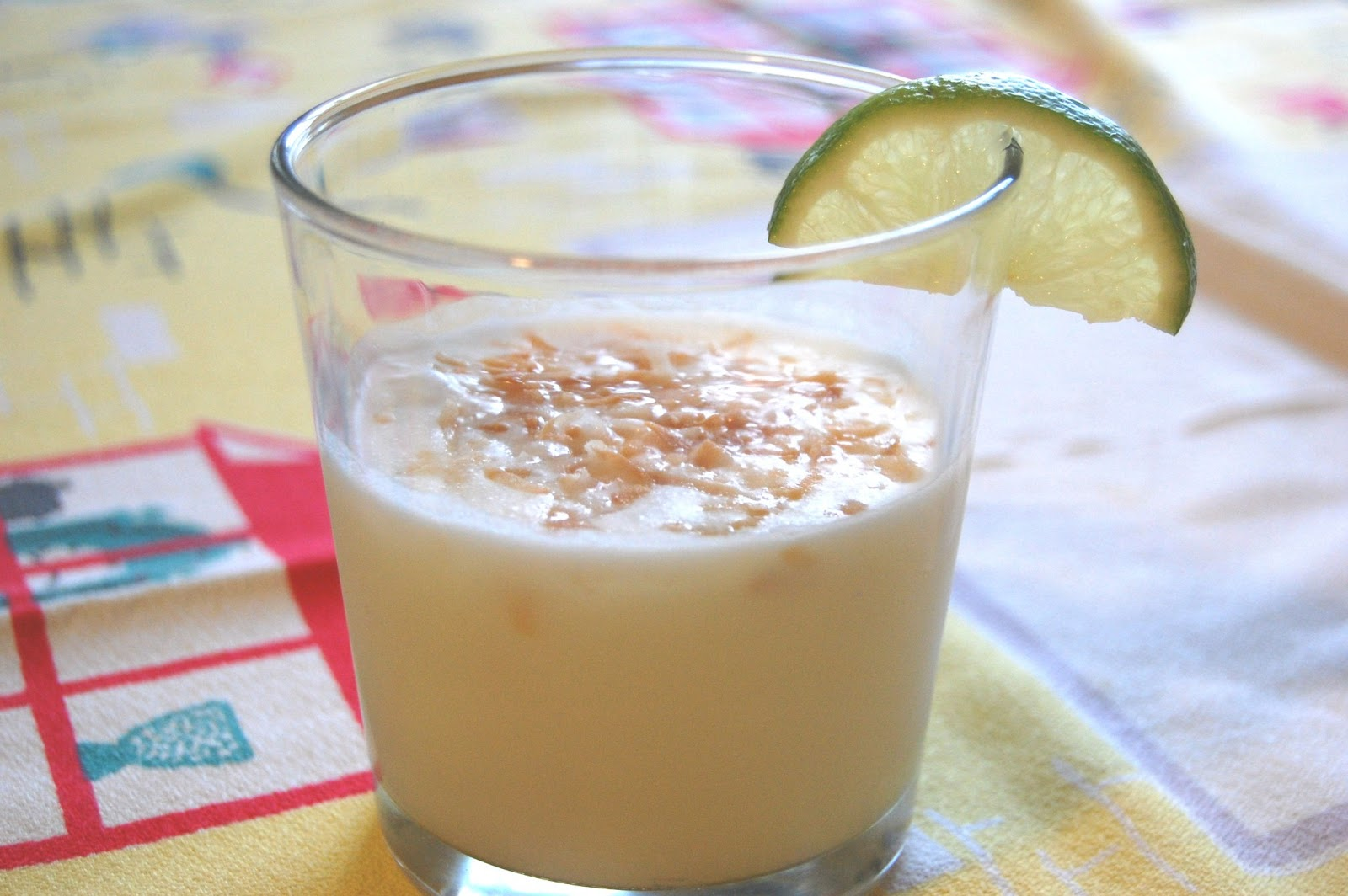 The Frugal Foodie: Key Lime Pie and Lime in the Coconut Margaritas
