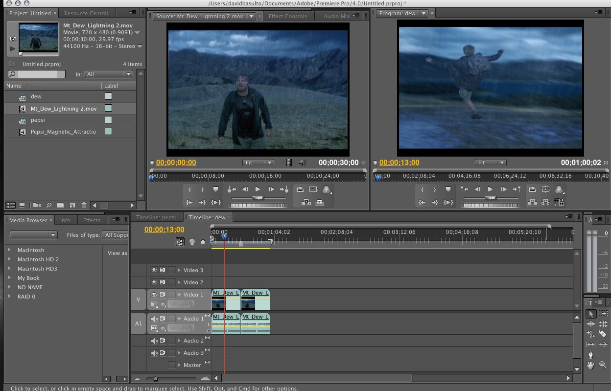 Review Premiere Pro CS4