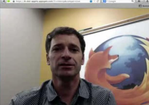 Firefox WebRTC