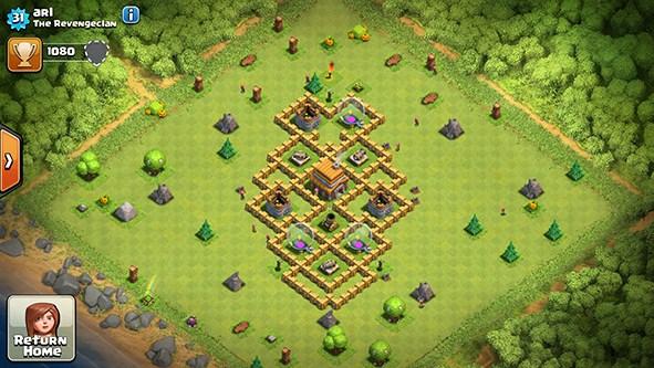 Kejadian-kejadian Menghebohkan Di Game Clash of Clans (COC)