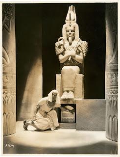 Boris Karloff en la  Momia