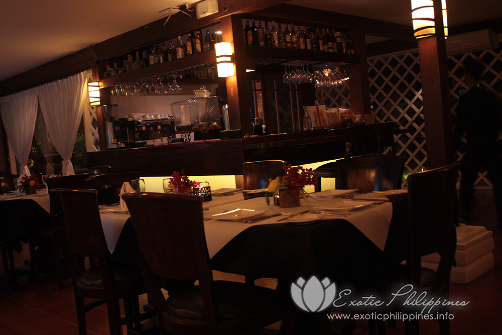 The White House Fusion Cuisine and Wine Lounge Davao City Exotic Philippines