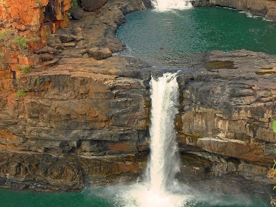 Mitchell, Air Terjun 4 Tingkat Di Australia