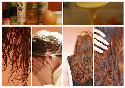 recette masque pour hydrater les cheveux secs