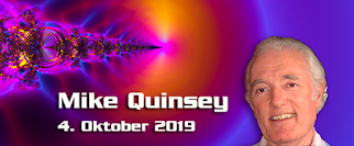 Mike Quinsey – 4.Oktober 2019