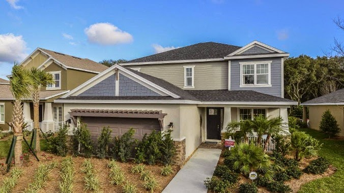 2 story home in Arbor Lakes Palmer Ranch