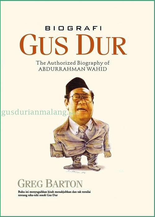 Buku Biografi Gus Dur