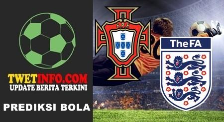 Prediksi Portugal U17 vs England U17
