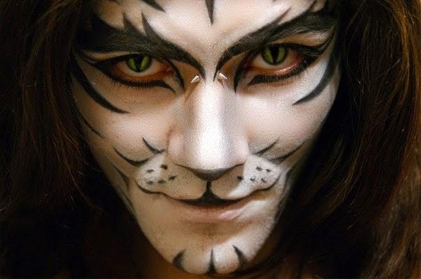 Imagenes de Halloween,Maquillaje para halloween, Mascaras de ...