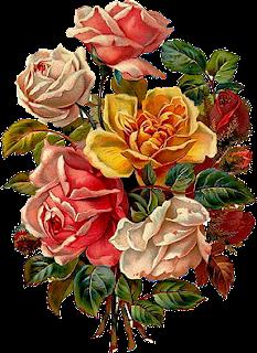 flores vintage muy bonitas