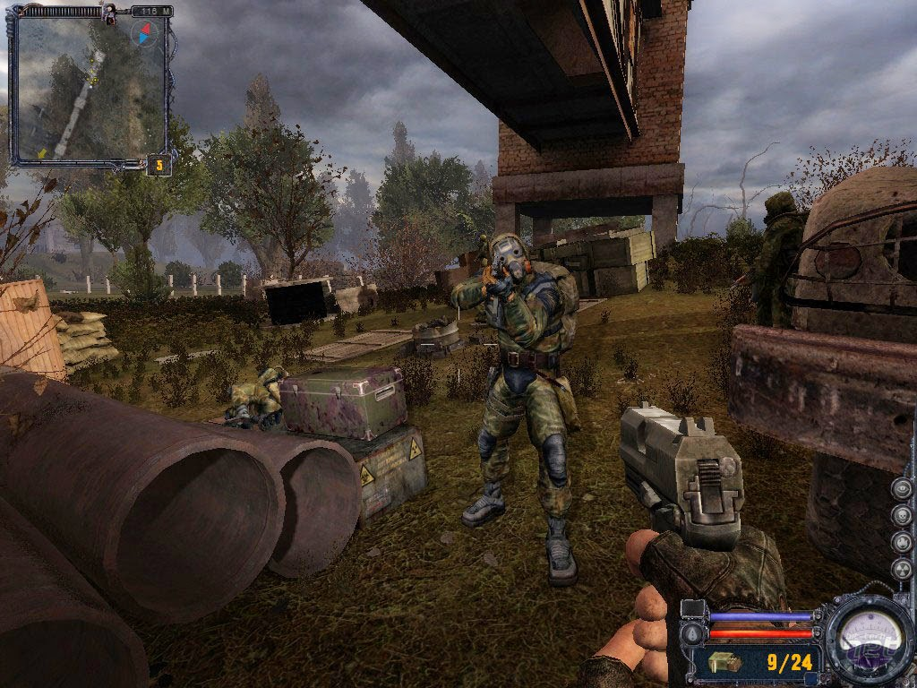 stalker clear sky game   free download full version for pc