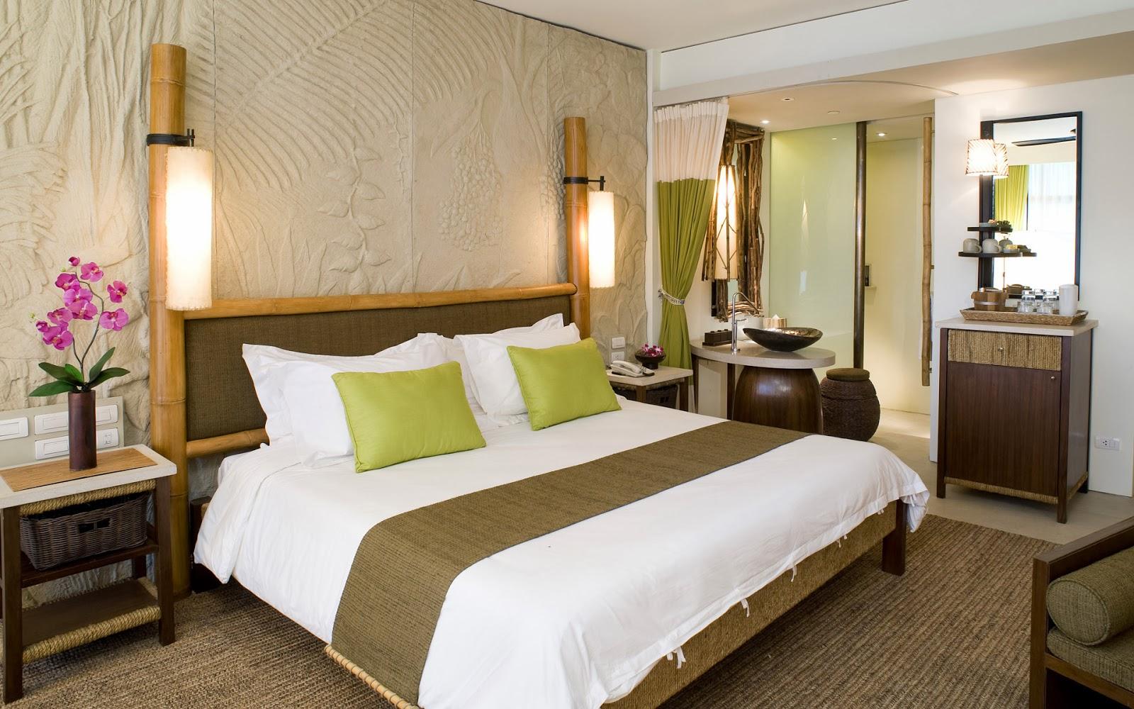 desain kamar tidur utama romantis   sobat interior rumah