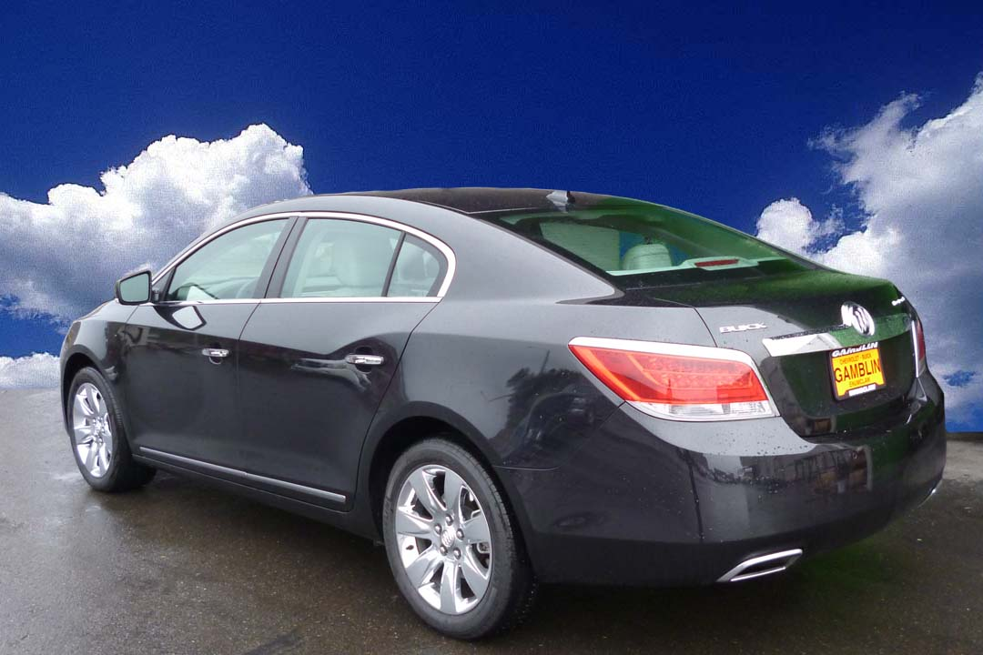 Gamblin motors 2012 buick lacrosse cxl premium for General motors dealers near me